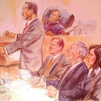 oral arguments drawing