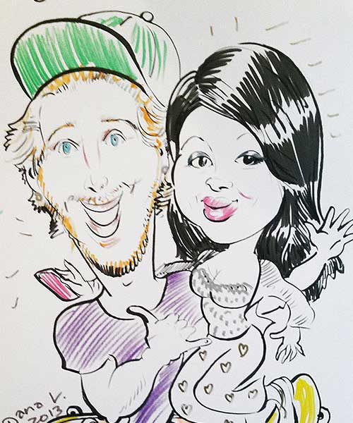 super couple cartoon