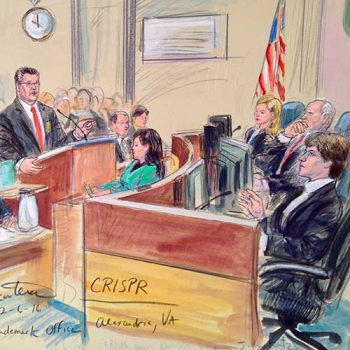 courtroom drawings